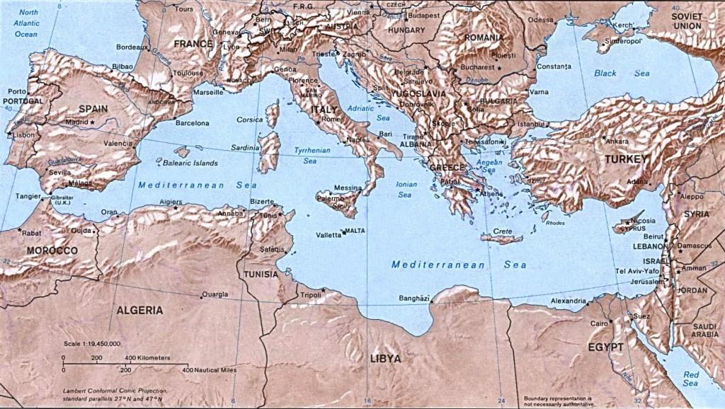 mediterraneansea